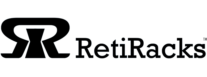 G2's RetiRacks logo for linking to our RetiRacks website for clean room, semiconductor, and wafer handling products